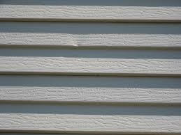 Hail Damaged Aluminum Siding